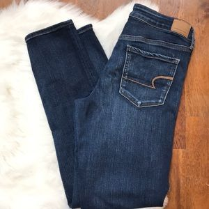 American Eagle Skinny Super Stretch Jeans Long